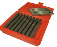 "RDGTOOLS 18PC PARALLEL SET / 9 PAIRS / 1/4"" wide VICE MILLING TOOLS"