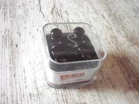 Schaller S-Locks Set BlackChrome (schwarz)