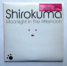 SHIROKUMA - MOONLIGHT IN THE AFTERNOON * 10 INCH VINYL * FREE P&P UK