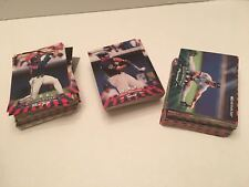 1998 Donruss Baseball Series 1 Complete Set 170 Cards