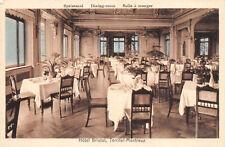 R107784 Hotel Bristol. Territet Montreux. Dining Room
