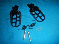 AFTERMARKET FOOT PEG SET 1981 1982 1983 HONDA CR80R XR250R XL250R XR500R CR80