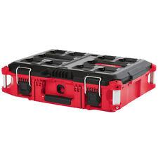Milwaukee 48-22-8424 75-Pound Capacity Polymer Packout Standard Tool Box