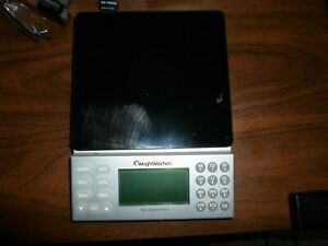 Weight Watchers Electric Food Scale