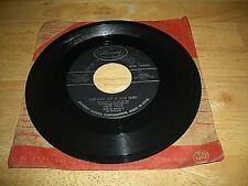 """PATTI PAGE-""""LEFT RIGHT OUT OF YOUR HEART/LONGING...""""45rpm-1958-1st PRESS-MERCURY"""