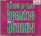 THE HOUSE OF LOVE BEATLES AND THE STONES LIMITED EDITION NUMBERED CD SINGLE 1990