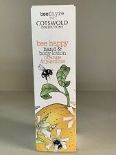 Brand New Beefayre Bee Happy Hand & Body Lotion Orange And Jasmine