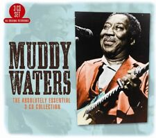 MUDDY WATERS - ABSOLUTELY ESSENTIAL  3 CD NEUF