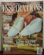 # 48 INSPIRATIONS  EMBROIDERY 2005 MAGAZINE  OOP RARE COPY AUSTRALIAN