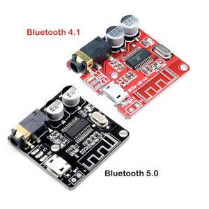 Bluetooth 4.1/5.0 Amplifier Module Receiver Audio Board Lossless Decoder Module