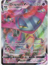 Pokemon Tcg Ss Rebel Clash 093/192 Dragapult Vmax Holographic Rare Card