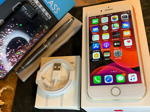 Apple iPhone 7 (32gb) Globally Unlocked (A1778) MiNT GLiTTeR ExTRAs {iOS13}85%