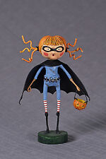 "Lori Mitchellâ""¢ - Batty Natty - Halloween Super Hero Bat Girl Figurine 36195"