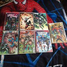 Dc Future State Lot Harley Quinn Justice League Batman/Superman #1 & 2 Nm