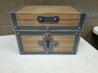 Legend Of Zelda Prima Strategy Guide Treasure Chest Storage Trinket Box Only