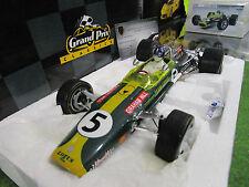 F1 LOTUS TYPE 49 Grand prix Afrique du Sud 1968 HILL 1/18 EXOTO 97003 formule 1