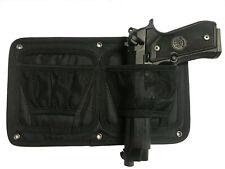 Gun Holder Holster - Mount Any Size Pistols Handgun Anywhere w/ Mounting screws