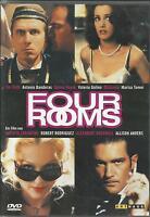 Four Rooms (Quentin Tarantino, Robert Rodriguez) DVD 1823