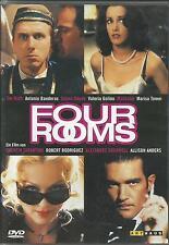 DVD - Four Rooms (Quentin Tarantino, Robert Rodriguez) / #1823