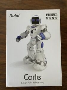 Ruko Carle Smart APP robot white/blue