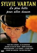 DVD Sylvie Vartan - La plus belle pour aller danser