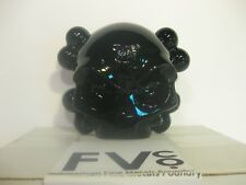 Fully Visual HUCK GEE Skullhead Black Bronze Limited Edition 3 of 100 LE