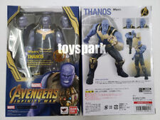 BANDAI S.H.Figuarts Marvel Avengers Infinity War THANOS 19 cm action figure
