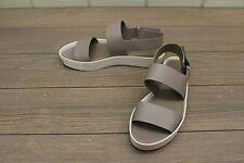 "Vince Nwb Leather Double Band ""Marett"" Sandals - Size 9M"