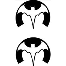 Dodge Mopar Vinyl Batman Funny Decals Srt R/t Charger Challenger