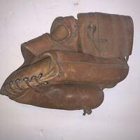Vintage Ball Glove J C Higgins Rh Fielders Glove 310-1686 Guc E25
