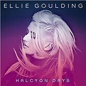 Ellie Goulding - Halcyon Days (2013)  CD  NEW/SEALED  SPEEDYPOST
