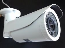 HD-TVI 1080p 2.4MP Motorized Zoom Auto Focus 6-22mm VF Bullet Camera Sony CMOS