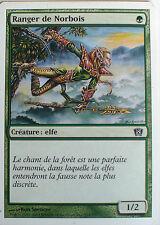 RANGER DE NORBOIS - CREATURE ELFE - VF CARTE MTG MAGIC
