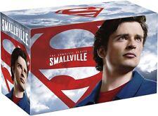 Smallville - Seasons 1-10 DVD Complete Box Set Smallville 1 2 3 4 5 6 7 8 9 10