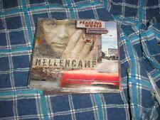 CD Rock John Mellencamp Peaceful World promo COLUMBIA