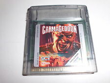 Nintendo Game Boy Color Carmageddon