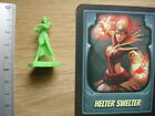 HELTER SWELTER MINIATURE+ CARD/UNCHAINED HERO PACK/ORCS MUST DIE THE BOARDGAME !