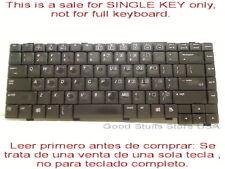 Single Key Replacement Compaq Presario 900 1500 Keyboard PN K990103E1 285530-001