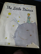 The Little Prince Hardcover 1943 American Print Harcourt, Brace Early Printing!