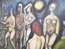Erotik Malereien von 1900-1949