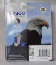 Original Epson T007 Black Ink Stylus Photo 790 870 875 DC 890 895 900 915 1270