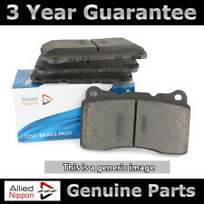 FRONT NIPPON BRAKE PADS FOR CITROËN XSARA PICASSO 1.6 1.8 2.0 HDI CHRONO 99-04