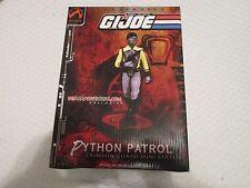 G.I. Joe BigBadToyStore.Com Exclusive Python Patrol Crimson Guard Mini Statue