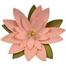 Sizzix Bigz  Die MOROCCAN FLOWER by Samantha Barnett  661713 2pc Free UK Post