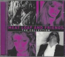 V/A Meat Loaf And Friends - The Collection CD, Bonnie Tyler, Jim Steinman a.m.m.