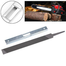 Depth Gauge Flat Files Kit for General Chainsaw Chain Saw Raker File Hot