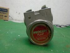 Flange Mount Procon Stainless Steel Pump Dual Vain 1762mm Ports