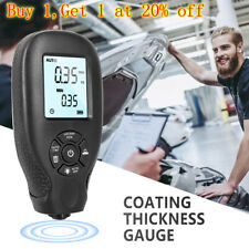 Hw 300 Digital Car Paint Coating Thickness Tester Auto Measuring Gauge Meter Kit