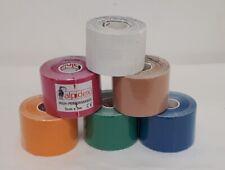 ALPIDEX Pack de 6 Ruban Adhésif de Kinésiologie 5 m x 5,0 cm multi couleur /EBIJ