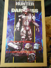 SuperEdge Hunter of Darkness Predator Resin Model Kit Rare Original from Japan